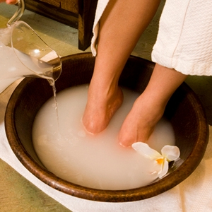 Soft Feet Soak