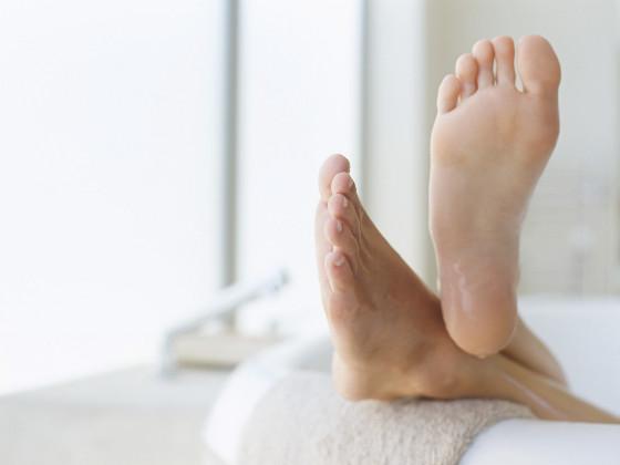 Vinegar for Feet Smell Remedy