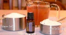 Vinegar Foot Soak Ingredients