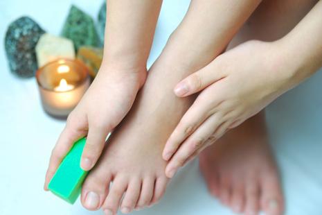 Vinegar Feet Soft