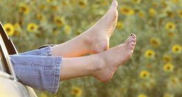 Listerine Feet Remedy