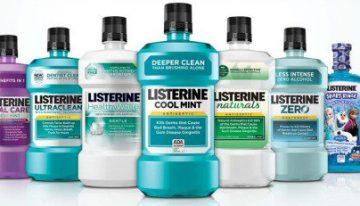 Benefits of Listerine