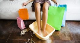 DIY Vinegar Tips for Foot Care