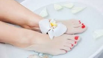 Feet Remedies and Vinegar
