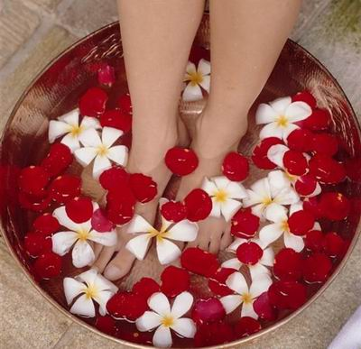 Foot Soak Are Good For Relaxation