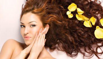 Healthy Hair with Vinegar