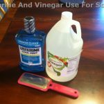 Listerine And Vinegar
