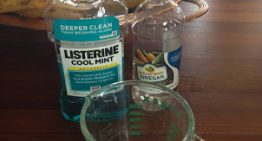Listerine Foot Soak Ingredients