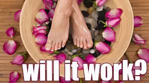 Listerine Foot Soak Does it Work