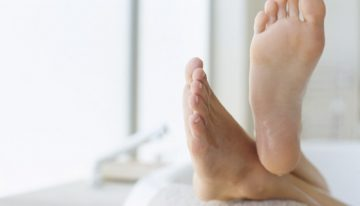 Vinegar for Feet Smell Remedy
