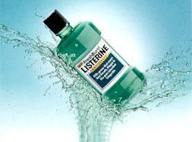 Listerine Can Be A Good Deodorant