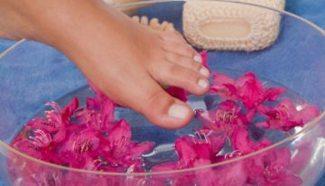 Listerine Foot Soak for Fungus