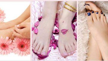 Listerine and Feet Beauty