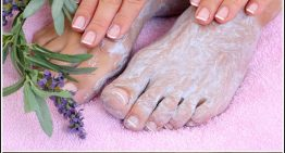 DIY Foot Soak with Essential Oils