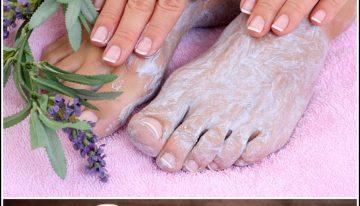 DIY Foot Soak with Essential Oils