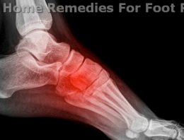 DIY Home Remedies For Foot Pain